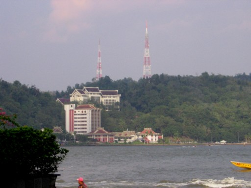 Bukit Subok FM and TV site