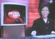 Metro TV screenshot
